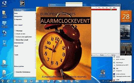 AlarmClock screenshot